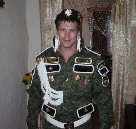 Ветераны швейных войск