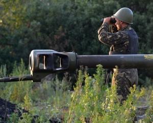 Террористы обстреляли позиции украинской армии в районе Гранитного: 3 снаряда попали в помещение школы - Цензор.НЕТ 9889