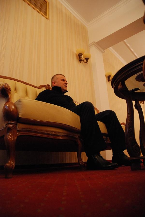 Николай Голомша: «Конституцией запрещено массовое применение закона» (фото FaceNews)