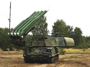 ЗРК «Бук-М1-2»