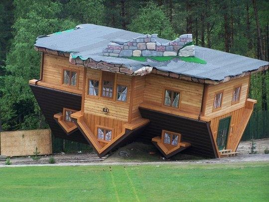 Фото самых интересных домов в мире