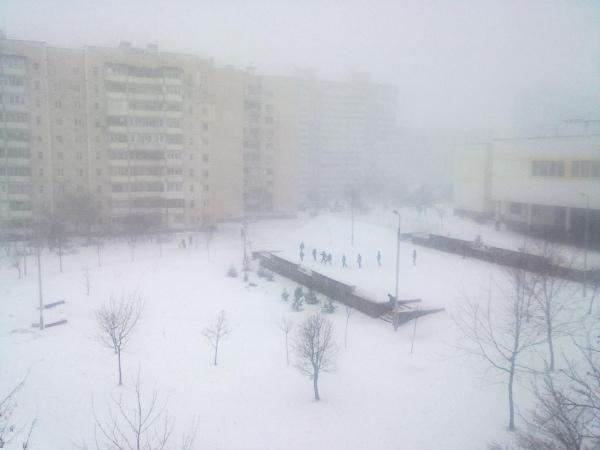 В киеве снегопад в киеве снегопад в