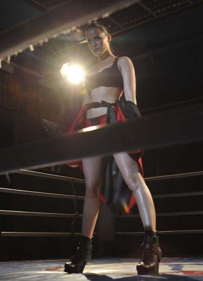 Никита сексуальный ринг