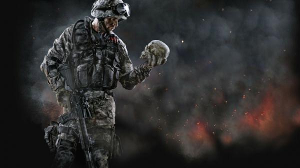 У США людей и военнослужащих вдвое больше чем у России