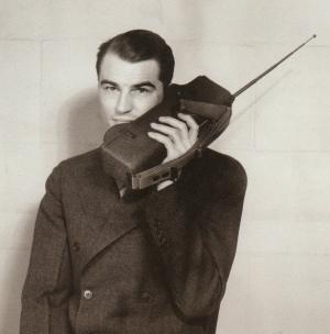 Средство для двосторонней радиосвязи, разработанное Motorola в 1941