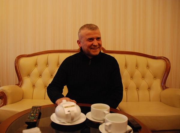 Николай Голомша: ''Я последовательно занимал должности и рос не при Януковиче'' (фото FaceNews)
