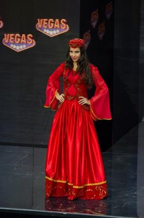 Национальный костюм азербаджан
