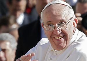 Папа Франциск не хочет видеть женщин священниками