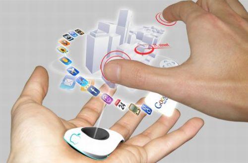 Концепт iPhone в 2020 году