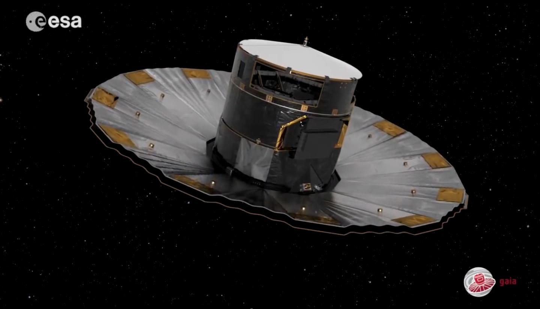 На работу телескопа отведено не очень много времени – всего пять лет. В результате мы сможем построить 3D карту нашей Галактики.