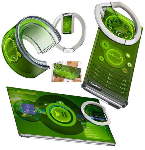 Концепт Nokia