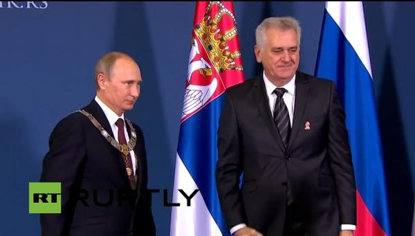 Сербия присоединилась к третьему энергопакету Евросоюза - Цензор.НЕТ 3493