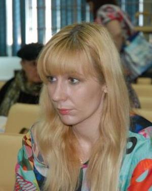 Исполнительный директор ''Волонтёрской сотни'' Наталья Воронкова (фото FaceNews)