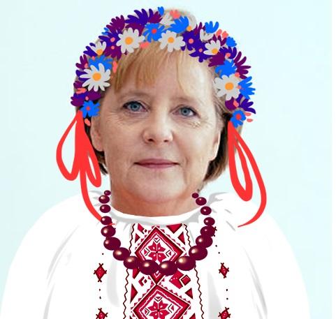 """Путин об отношениях с Меркель и Олландом: """"Скорее доверяют, чем нет"""" - Цензор.НЕТ 5070"""