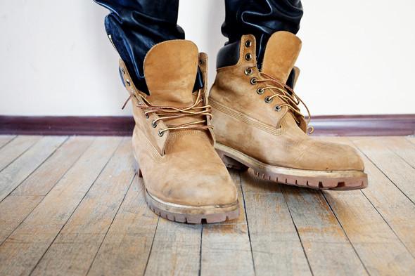 С чем носить зимние ботинки