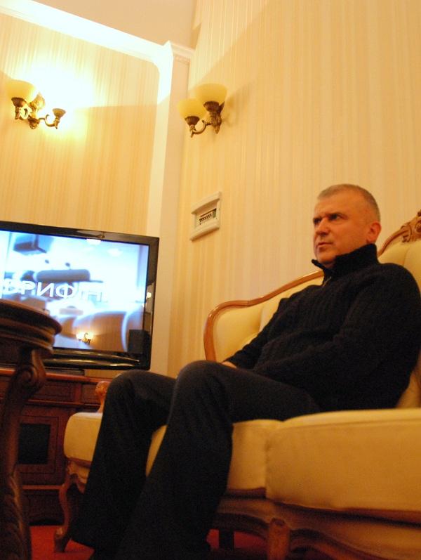 Николай Голомша (фото FaceNews)