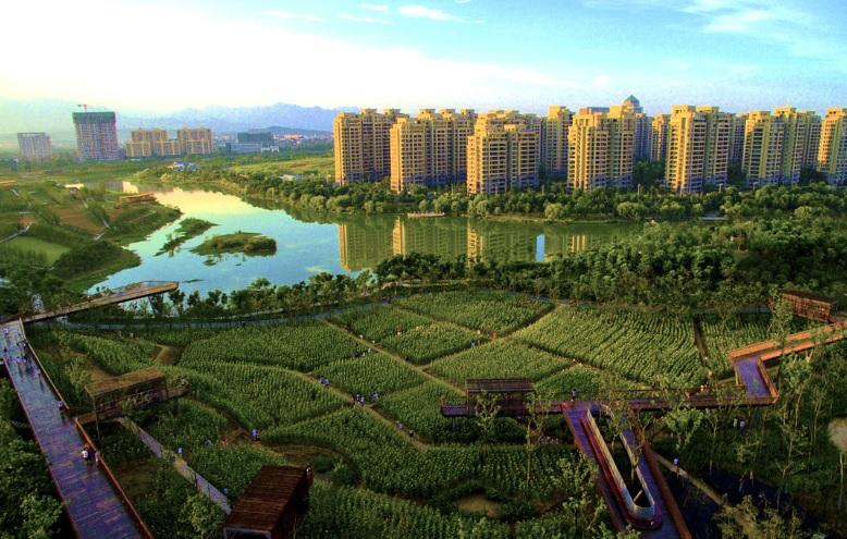 Проект преобразования округа Цюйчжоу в китайской провинции Чжэцзян / Фото turenscape.com