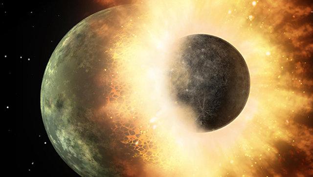 Геологи: Вся углеродная жизнь на Земле имеет «инопланетное» происхождение