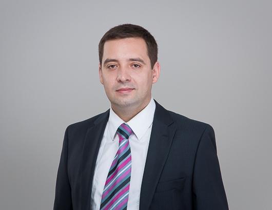 Алексей Потапский, секретарь Одесского городского совета VII созыва