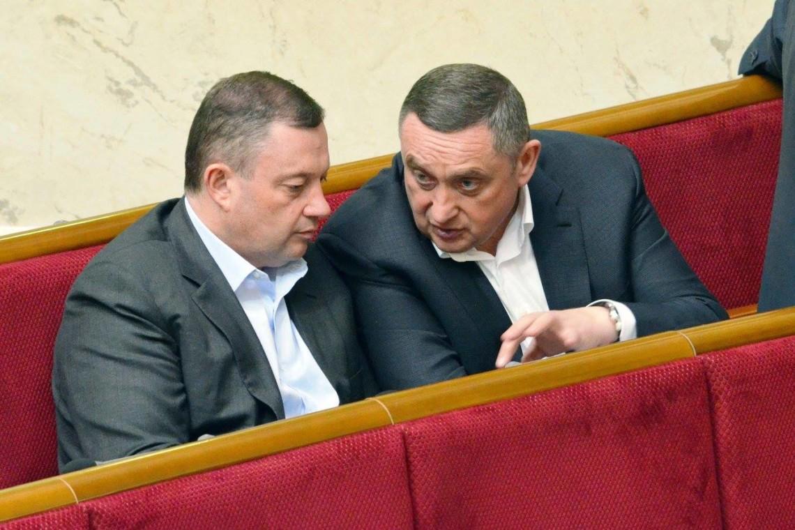 Богдан и Ярослав Дубневичи
