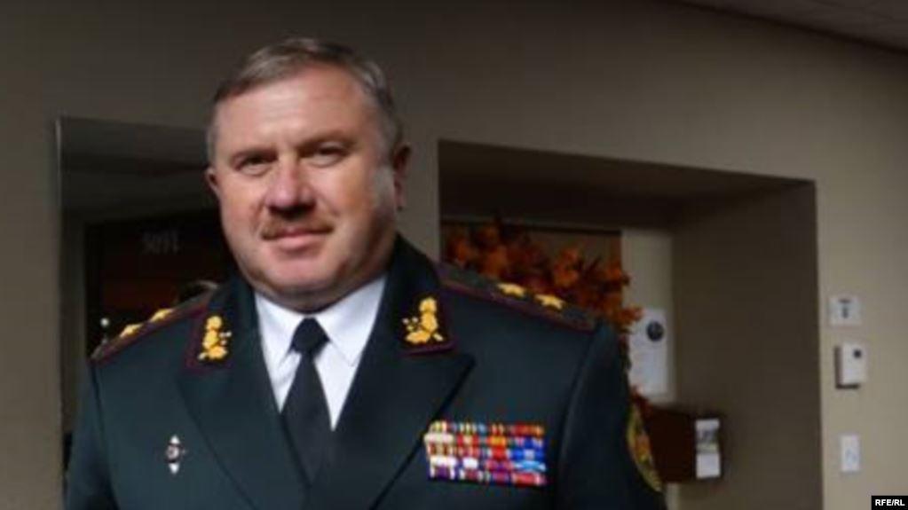 Задержан экс-командующий Нацгвардии Украины