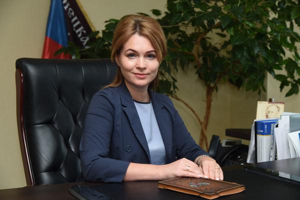 Екатерина Матющенко