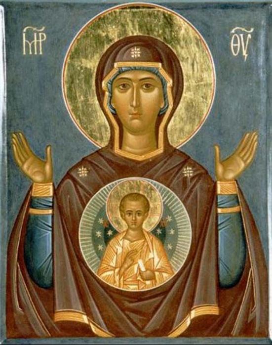 10 декабря Знамение: чествуют икону Пресвятой Богородицы, что нельзя делать