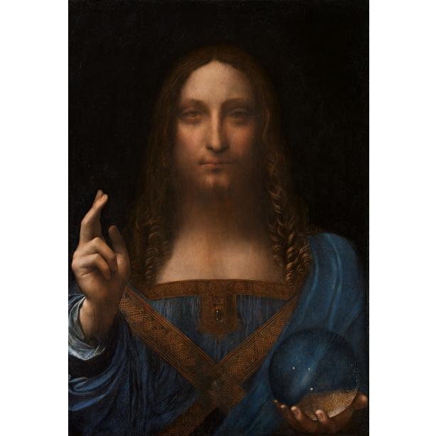 Накартине Леонардо ДаВинчи специалисты обнаружили странный элемент