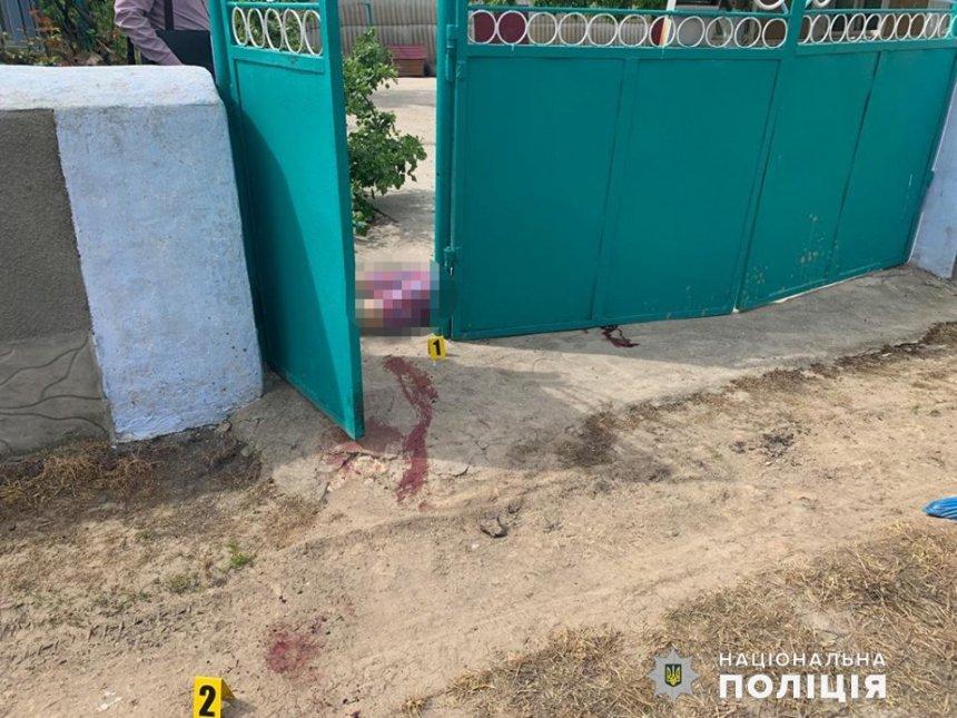 На Николаевщине фермеру и его жене перерезали горло