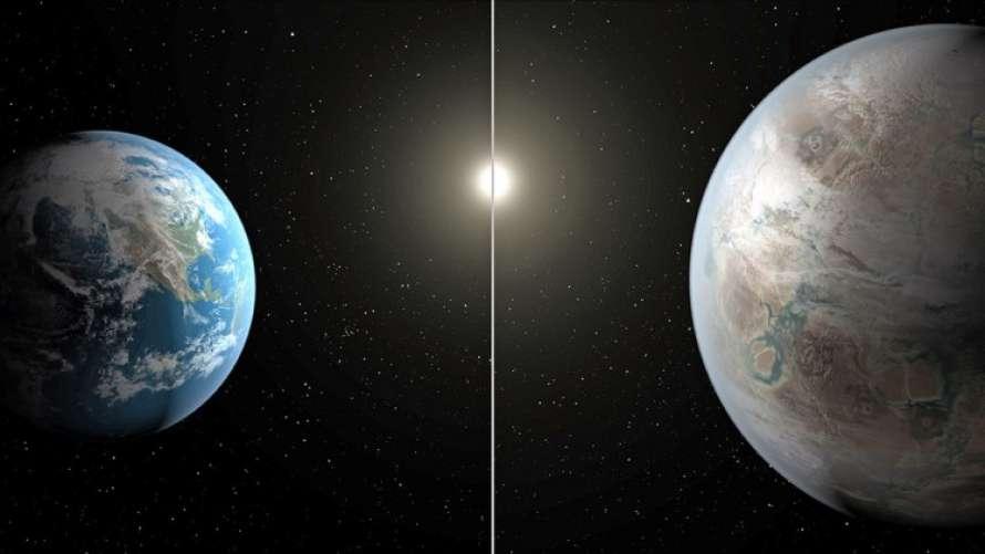 Ученые обнаружили планету-двойник Земли