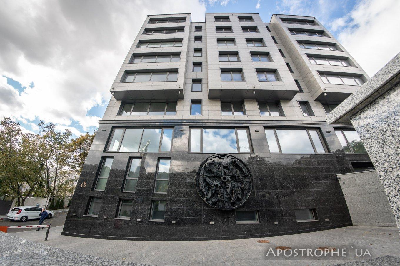 Офис Игоря Кривецкого на Печерске