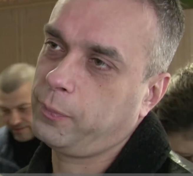 Юрий Бурляй, экс-полицейский