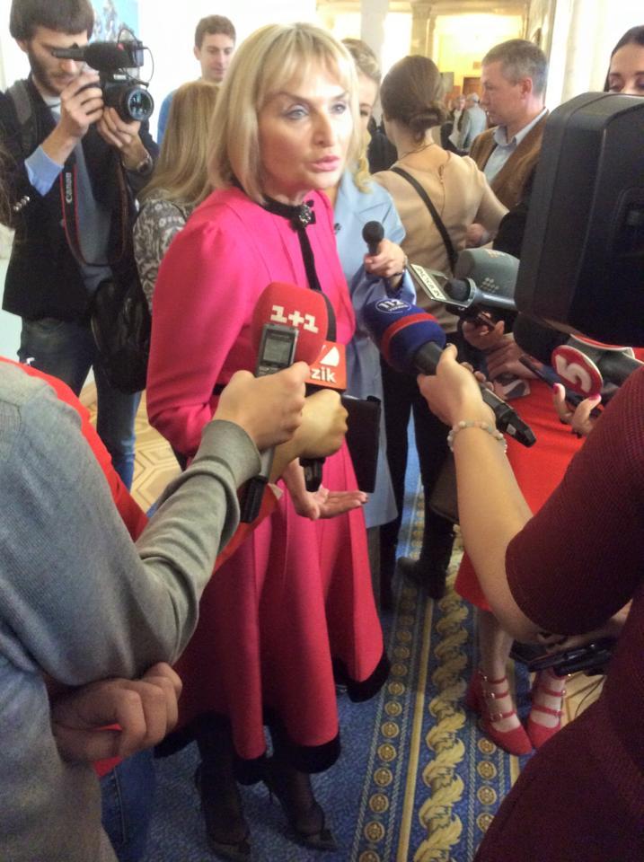 Президент настроен на принятие закона об Антикоррупционном суде до конца 2017 года, - Ирина Луценко - Цензор.НЕТ 3002