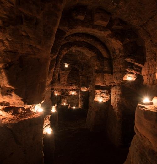 Таинственный подземный храм ордена Тамплиеров обнаружен в Англии