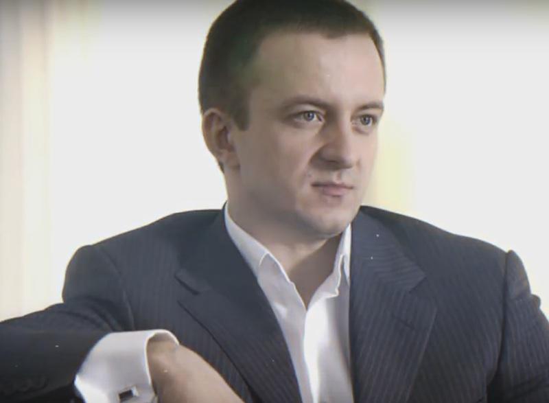 Николай Гута, бывший совладелец