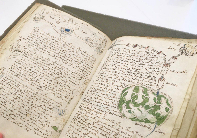 Ученый заявляет, что расшифровал манускрипт Войнича