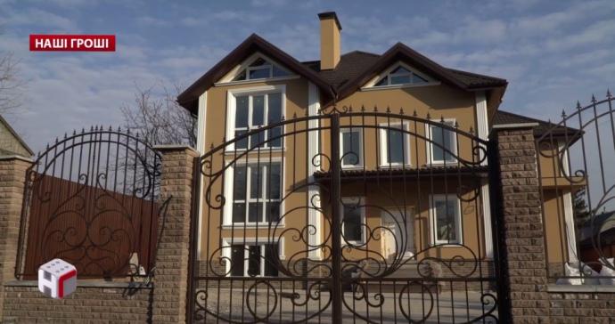 УЛяшко отыскали особняк за15 млн грн ипару элитных авто