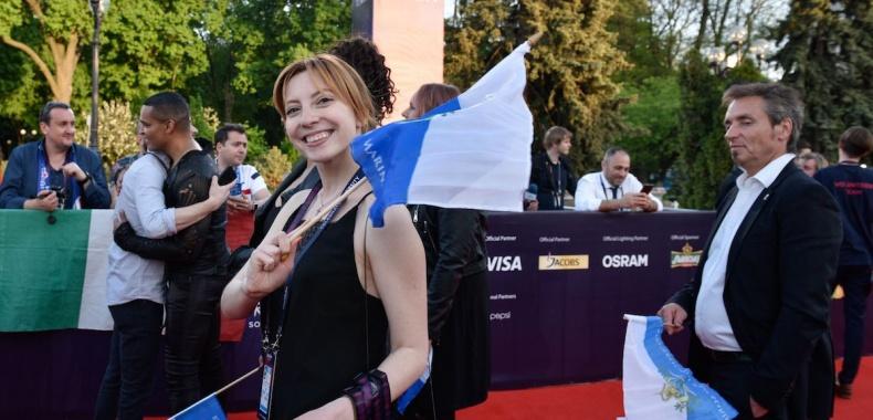 Відкриття Євробачення-2017: 42 делегації на Червоній доріжці в Києві (Фото, Відео)