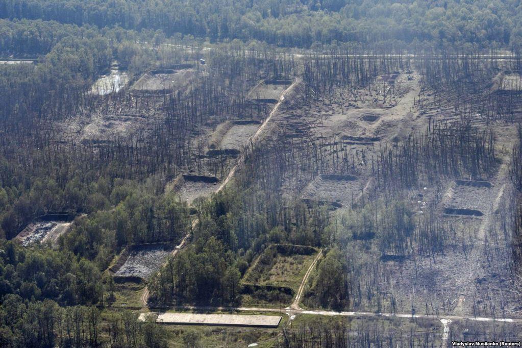 """Последние взрывы на складах ВСУ являются диверсиями, но им """"помогает"""" халатность ответственных лиц, - Луценко - Цензор.НЕТ 5855"""