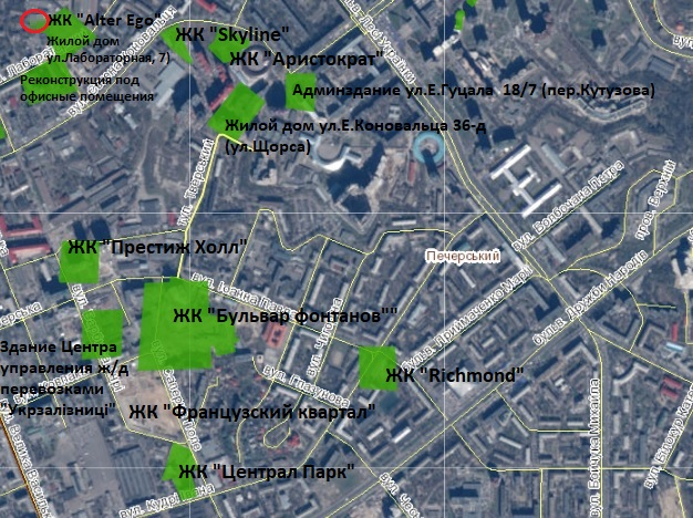 с сайта Межведомственного центра мониторинга застройки Киева, monitor.mkk.kga.gov.ua