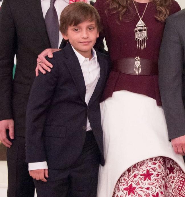 Принц Ашем бин Абдулла из Иордании