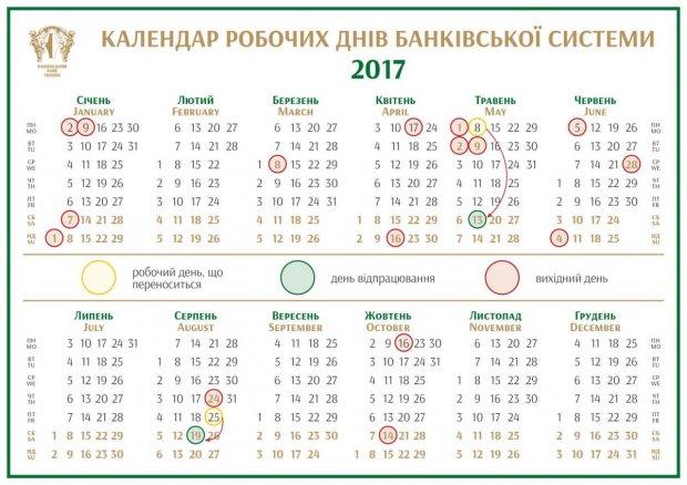 Украинцы будут отдыхать 4 дня наДень Независимости