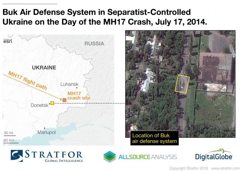 За 5 часов до катастрофы МН17: новые кадры с российским 'Буком'