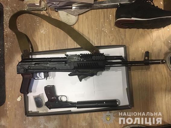 В Киевской области задержали преступную группировку