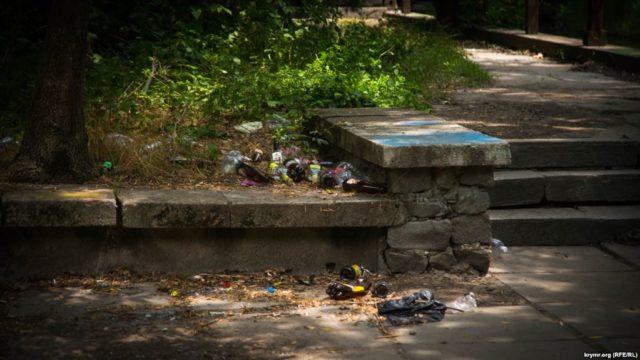 На природу грошей не вистачило: нові фото наочно продемонстрували, на що окупанти перетворили Крим | FaceNews.ua: новини України