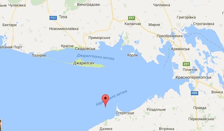 Украинские таможенники обвинили корабли исамолетРФ в рискованных маневрах