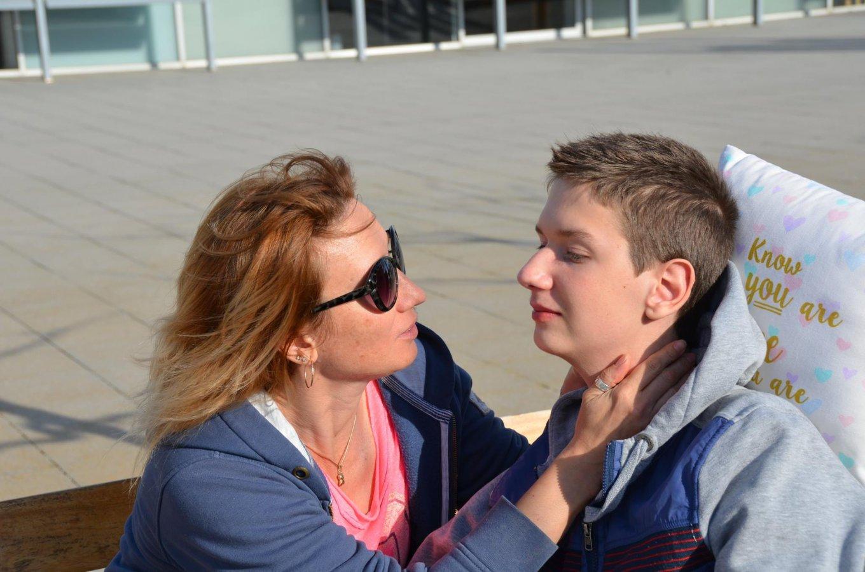 Каролина и Михаил Ращенко / фото Facebook Сергея Ращенко