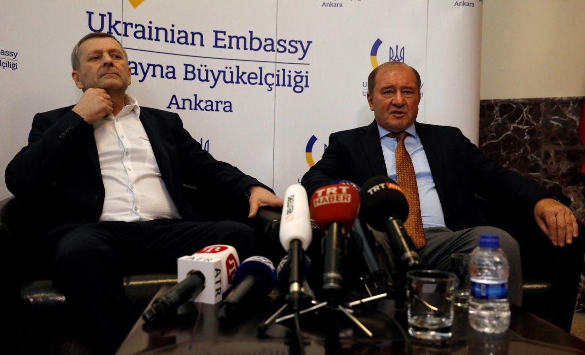 Чийгоза иУмерова Турция обменяла на 2-х шпионов из Российской Федерации,