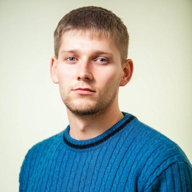 Депутат горсовета от Демократического альянса в Чернигове Ярослав Ковтун