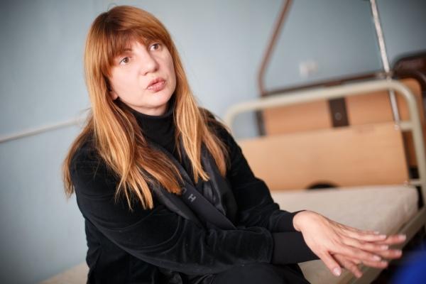 Оксана Корчинская: За счет войны, как ни парадоксально, мы «оздоравливаемся»